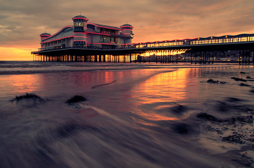 Grand Pier at Weston (Explore Front Page)