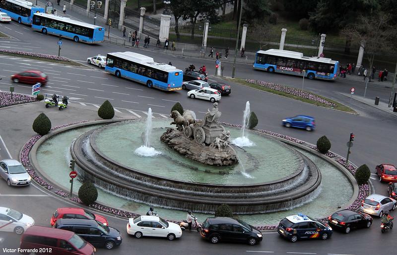 Madrid - Palacio de Cibeles