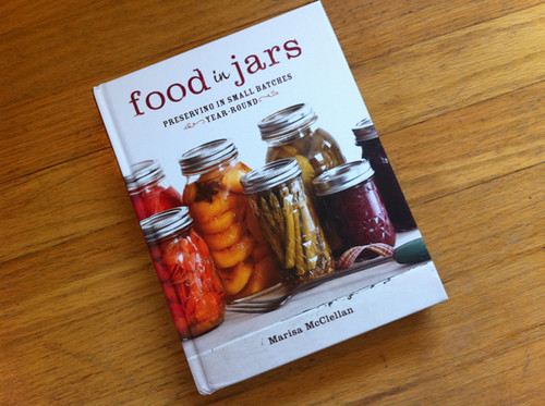 the Food in Jars cookbook