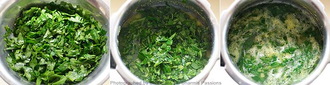 Keerai Kootu Recipe