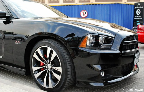 F 52562 2011 Dodge Charger SRT8 6.4 HEMI Photo