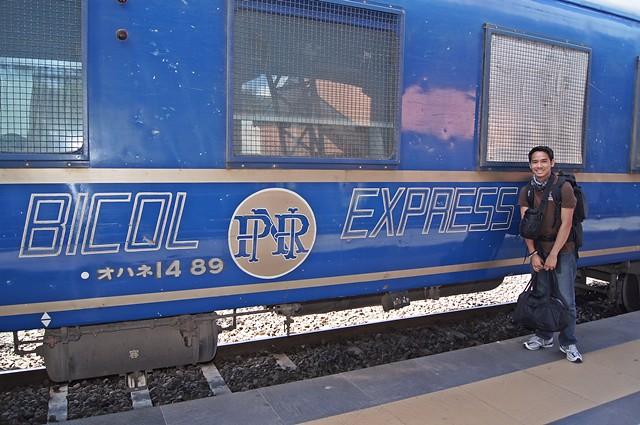 PNR - Bicol Express