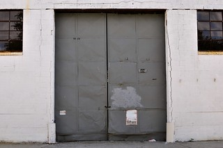 Industrial Door #1