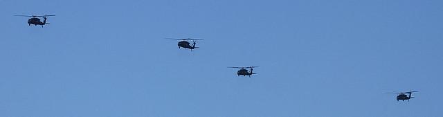 UH-60A Nighthawk 3