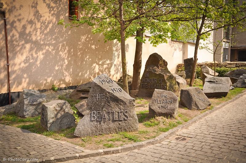 Beatles, Bardejov, Slovakia