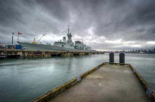 North Vancouver Port