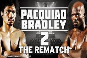 Boxing: Manny Pacquiao vs Timothy Bradley 2: The Rematch (REPLAY) - Apr 13, 2014