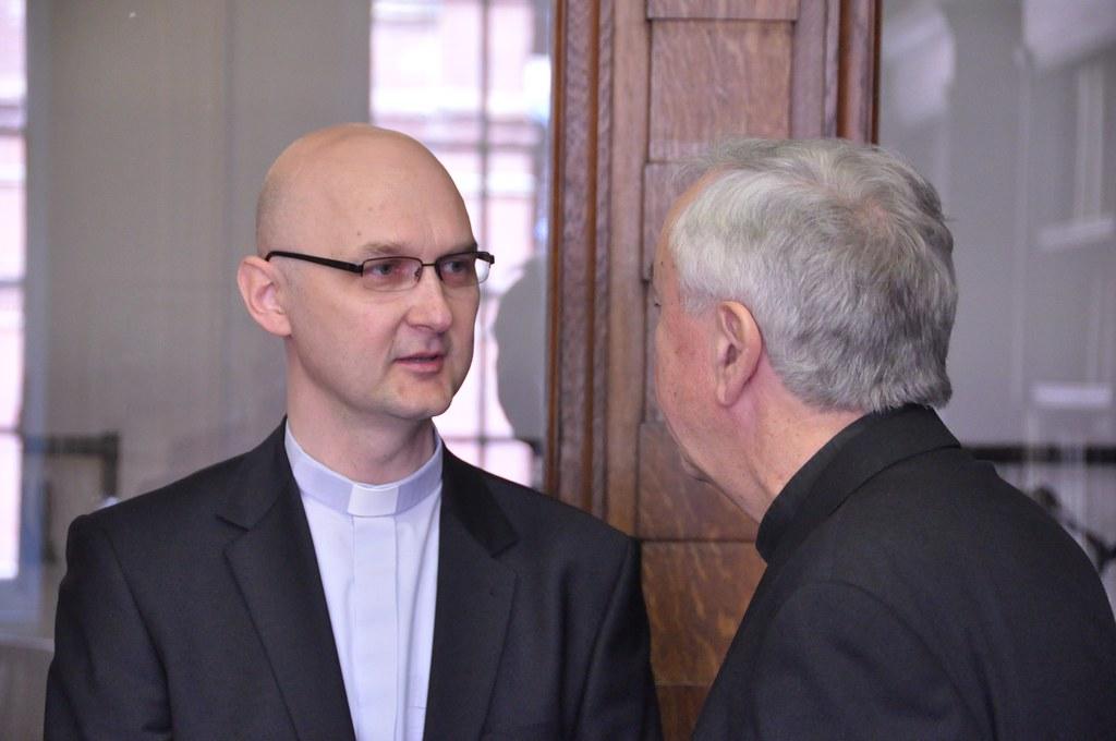 Parish Priest, Fr Krzysztof Olejnik SChr