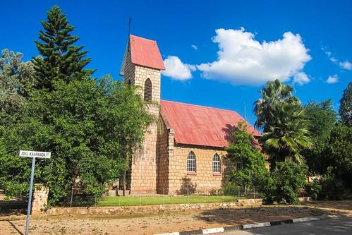 Tsumeb church