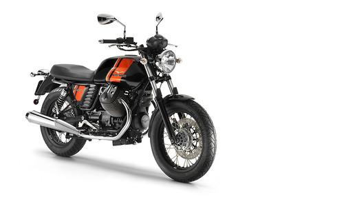 2014 Moto Guzzi V7 Special