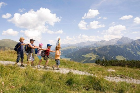 Zillertal Arena: letní tipy pro rodiny