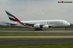 A6-EDL - 046 - Emirates - Airbus A380-861 - 140428 - Manchester - Steven Gray - IMG_8808