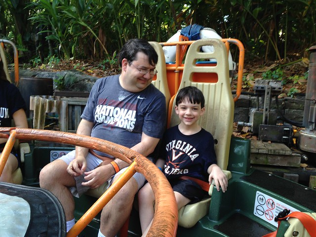Kali River Rapids, Animal Kingdom, WDW
