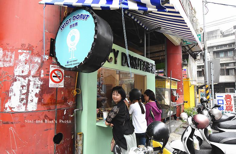 彰化員林JUICY DONUT創意造型甜甜圈04