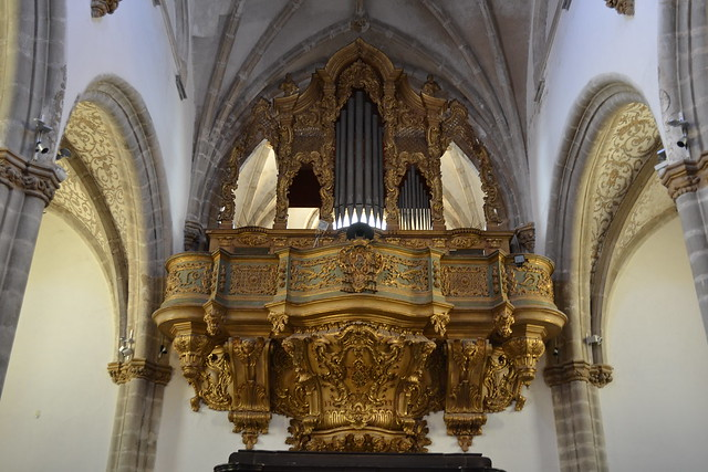 Organo de Nossa Senhora da Praça