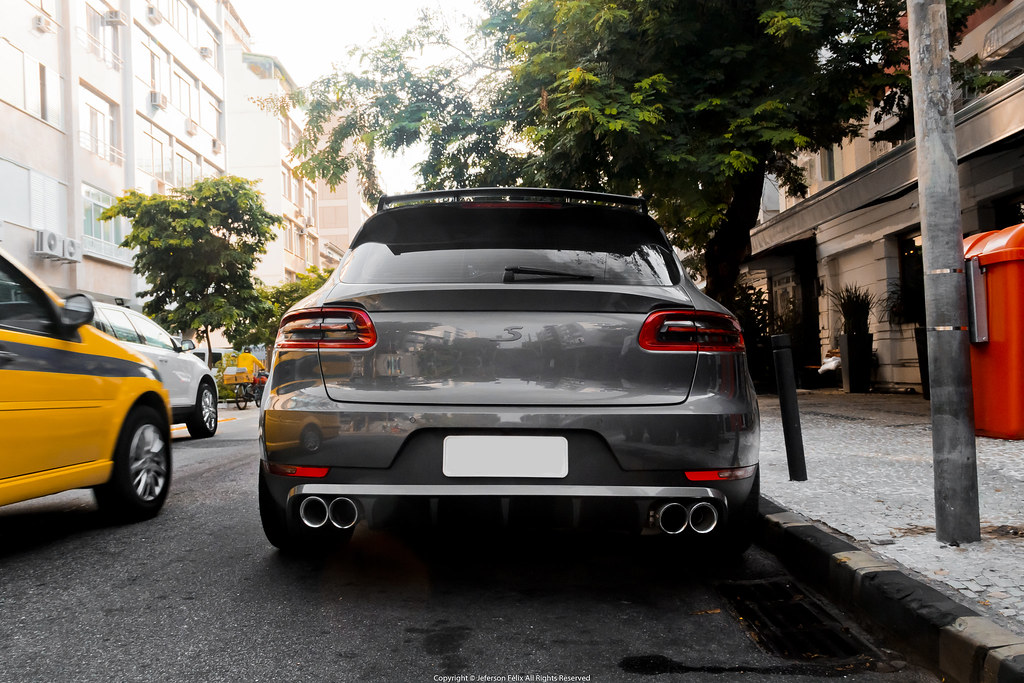 Porsche Macan S (TechArt packege & Vorsteiner Wheels)