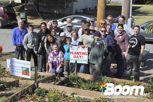 Planting Day, October 18, 2015