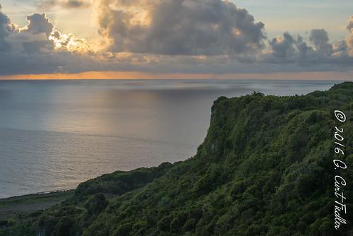 usa sunrise landscape view perspective vista guam guahan andersenairforcebase yigo territoryofguam patipoint astronomythings fanihicount