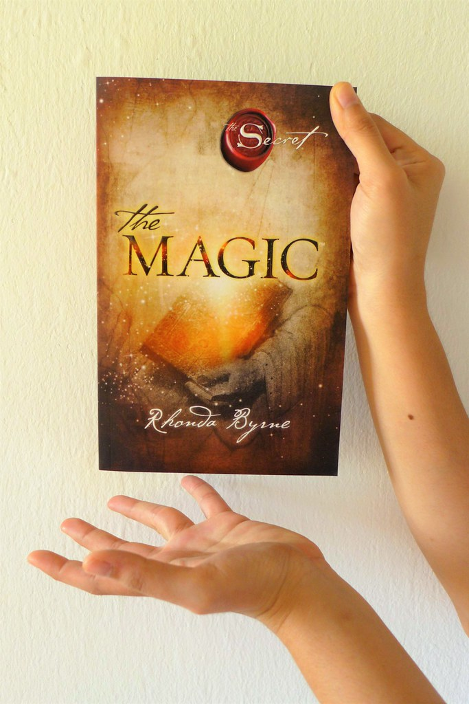 the magic rhonda byrne read online pdf