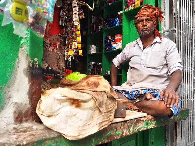 Kolkata - Small shop