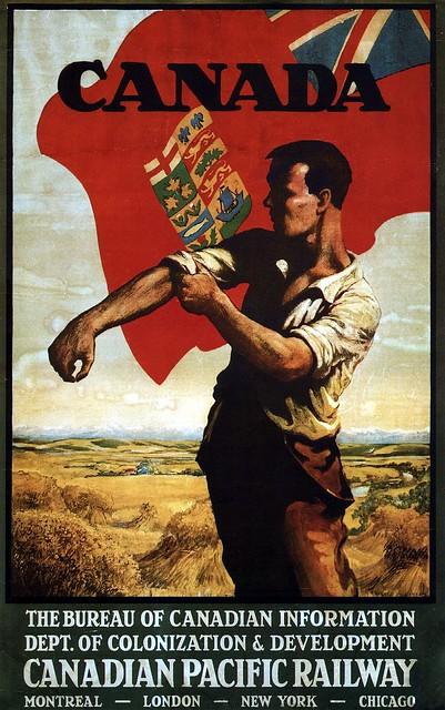 Canada. 1920