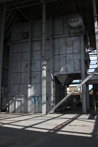 Last boiler standing in the powerhouse