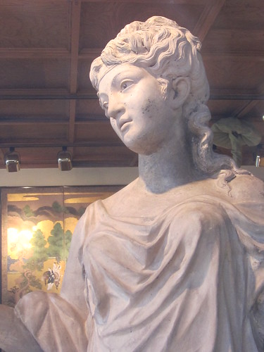 Classic European Female Sculpture