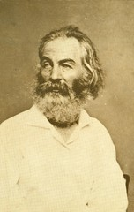 Walt Whitman ephemera, 1976.015