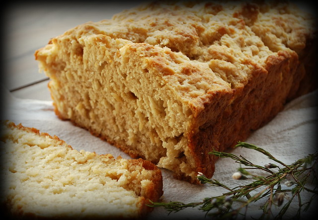 Honey Beer Bread 2