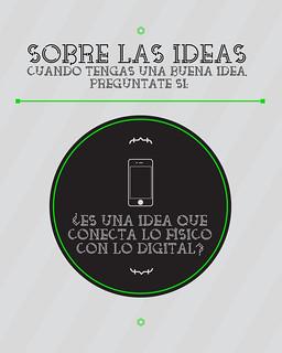 1: ¿Es una idea que conecta lo físico con lo digital?