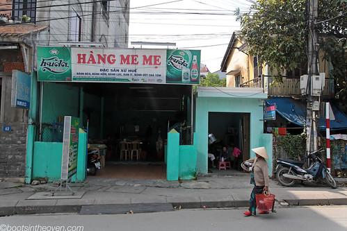 Hang Me Me exterior