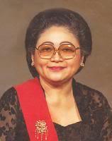 Hj. Fatimah Siti Hartinah Soeharto (1923–1996)