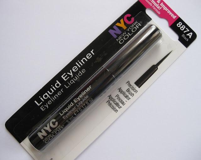 liquid eyeliner nyc