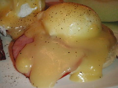Breakfast Anyone ?   Eggs Benedict