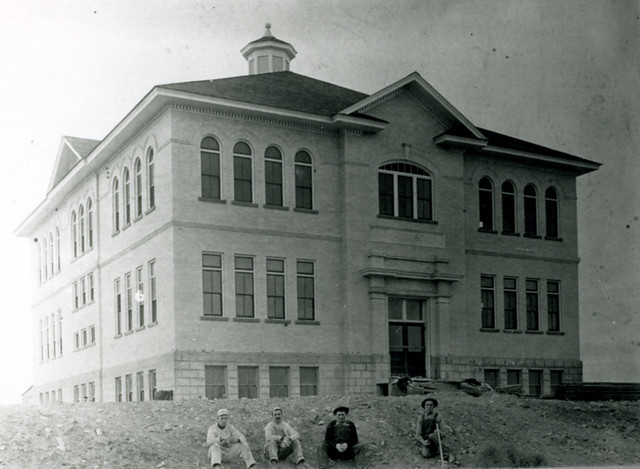 East Side School