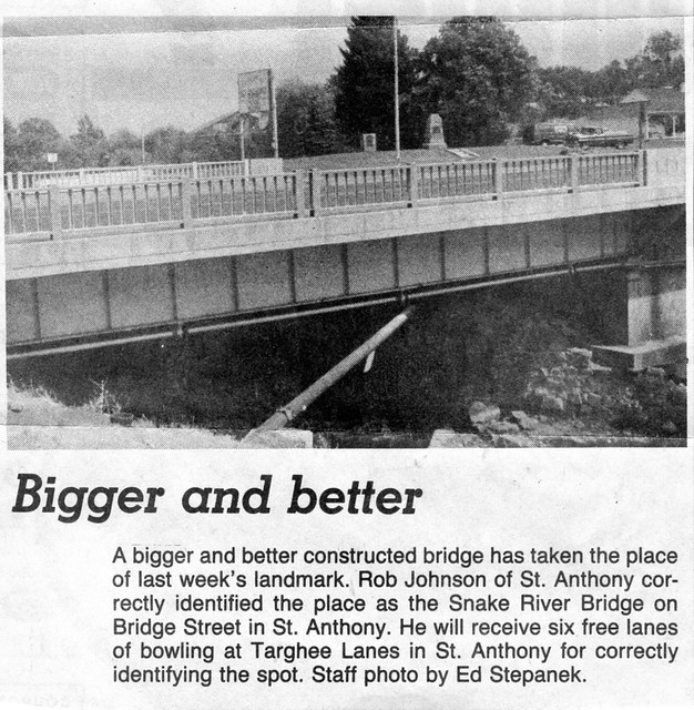 Bridge St. Anthony