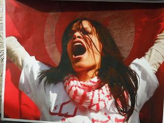 Arab Spring Poster
