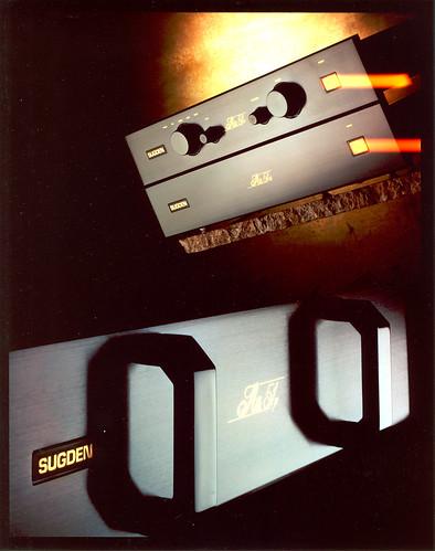 SUGDEN Au51 SERIES (1990-1999)