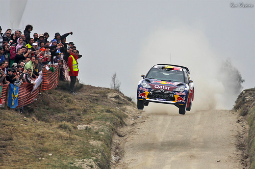 WRC Fafe Rally Sprint 2012