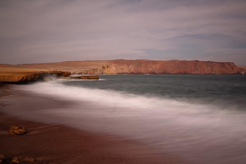 無料写真素材, 自然風景, ビーチ・海岸, 風景  ペルー