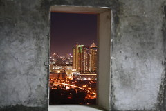 City framed by realvisionpk