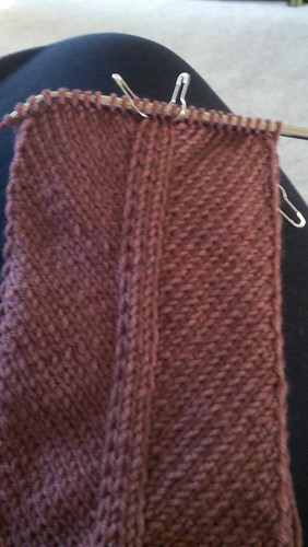 Neck band for Aethercopter by she_knits_at_traffic_lights