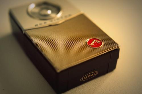 RCA Victor transistor radio