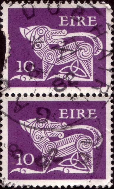 Flickriver: Most interesting photos from Irish Stamps pool