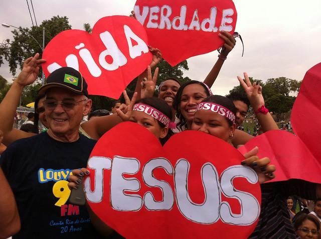 Louvorzão 93 FM - 6 abril 2012