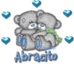abracitos de osos enamorados