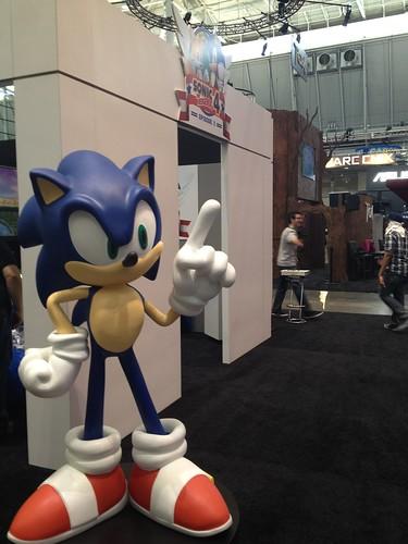 Sonic 4 Lounge