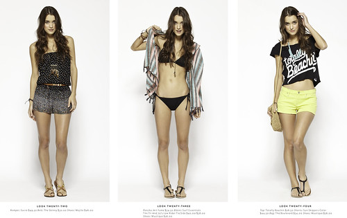 ROXY Summer 2012 Lookbook