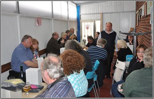 Brasserie Authentique, Blaton, Belgium: 2012.04.07#0095