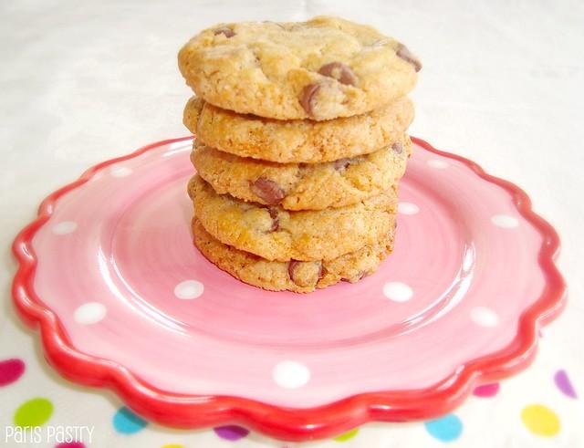 最好的素食巧克力饼干